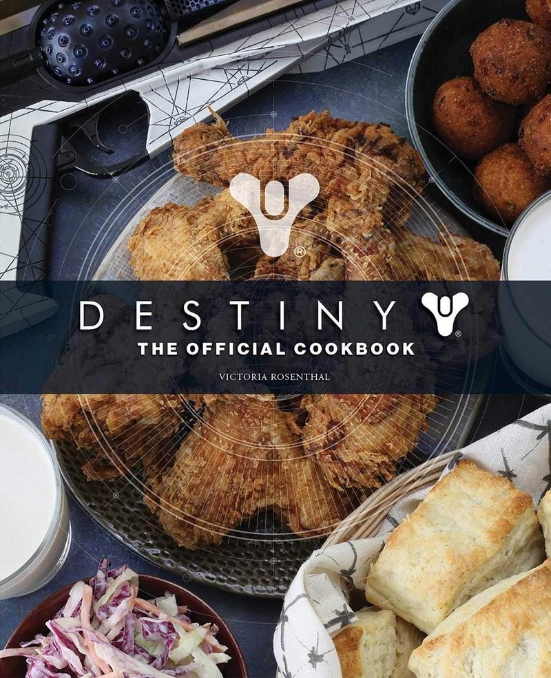 Учимся готовить по книге рецептов Destiny