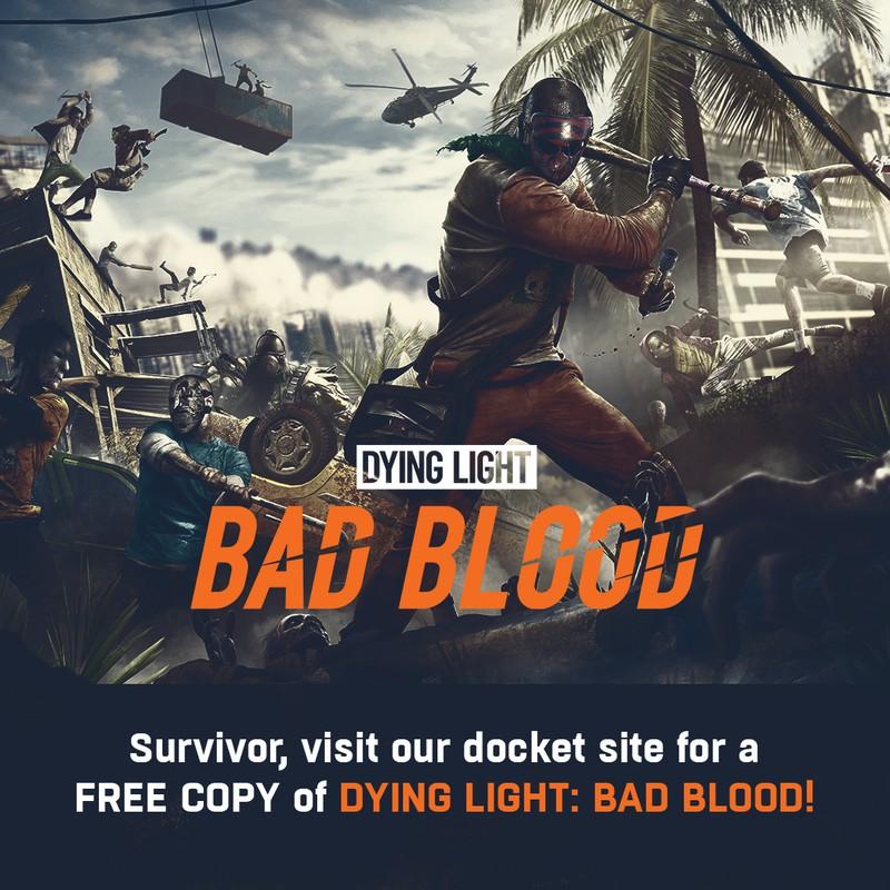 Королевская битва Bad Blood будет бесплатна для владельцев Dying Light