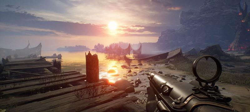 Новые скриншоты Witchfire