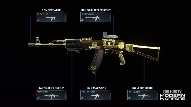 """Новый пулемет MK9 Bruen и обновленный режим """"Оружейник"""" — детали сегодняшнего обновления Modern Warfare"""