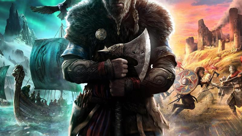 Первые подробности о Assassin's Creed Valhalla
