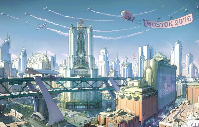 Визуальный стиль вселенной Fallout — больше, чем ретрофутуризм