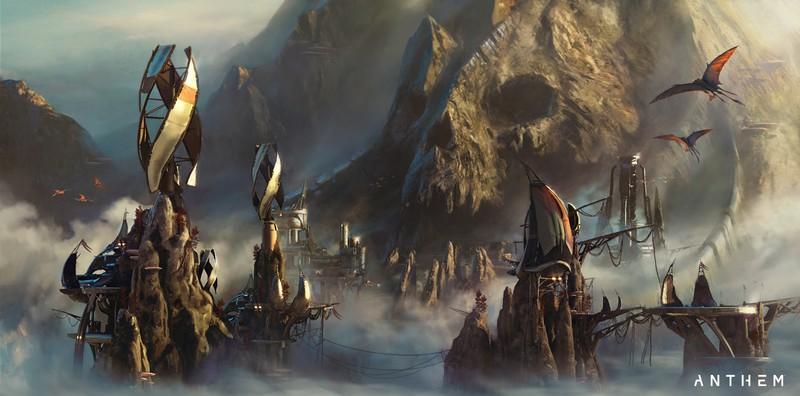 В Anthem NEXT появится новая фракция — Пираты Кровавого ветра