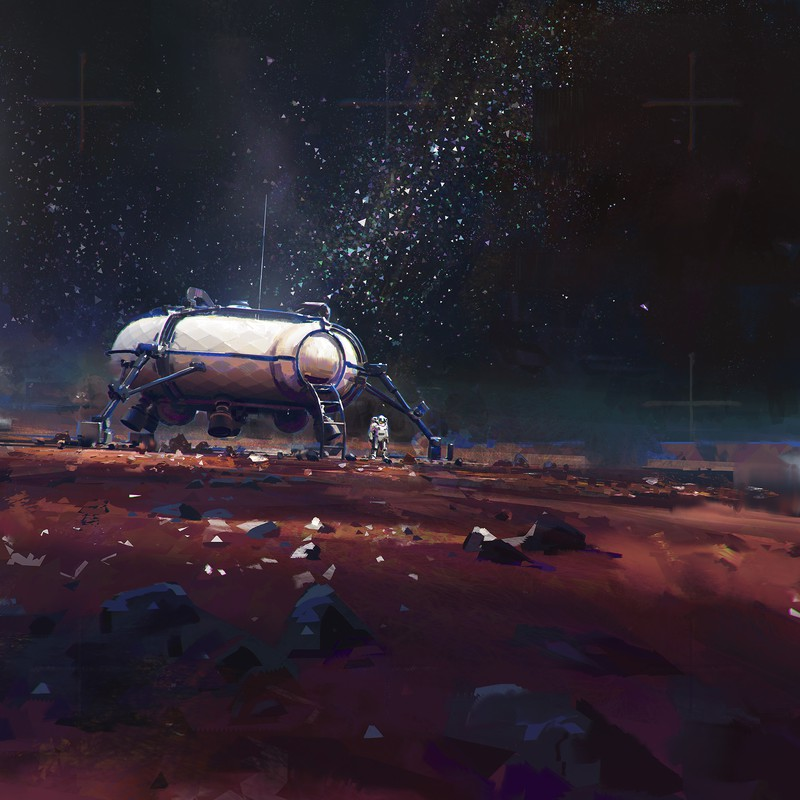 Каким может быть освоение космоса в ближайшие сто лет