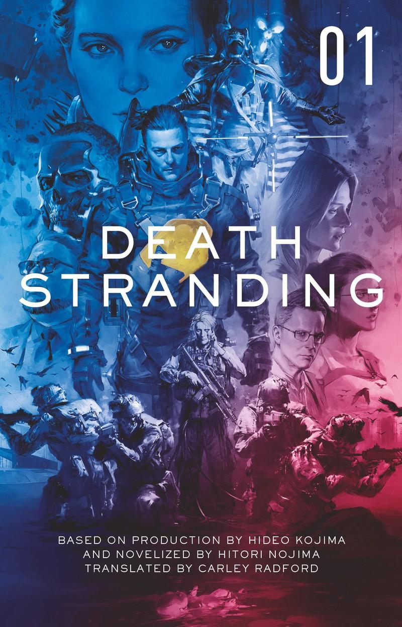 По мотивам Death Stranding анонсирован графический роман