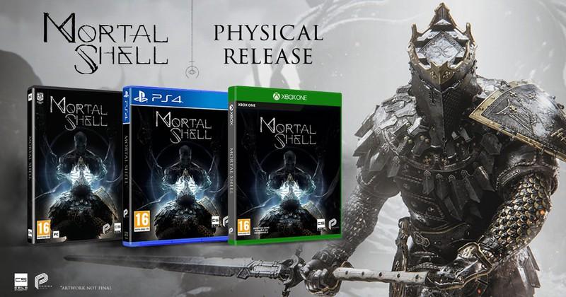 Дисковое издание Mortal Shell поступит в продажу 2 октября