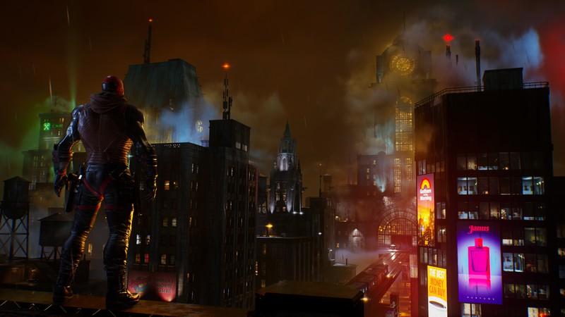 Это не игра-сервис — масса новых деталей Gotham Knights