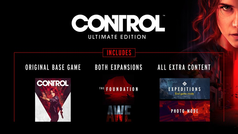Control Ultimate Edition выйдет в GOG 10 сентября