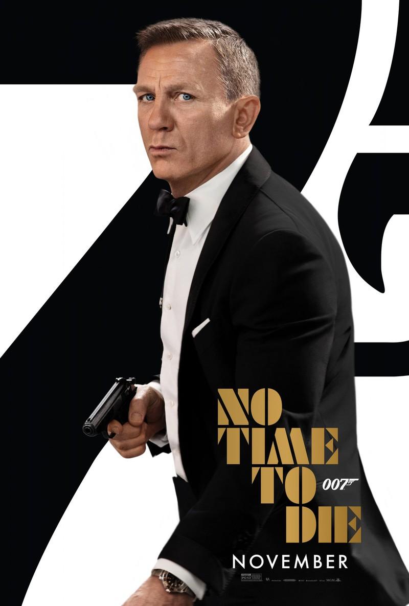 """Новый трейлер """"Не время умирать"""" покажут 4 сентября"""