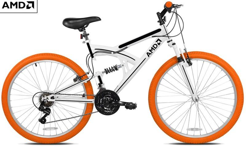 AMD начала продавать велосипеды