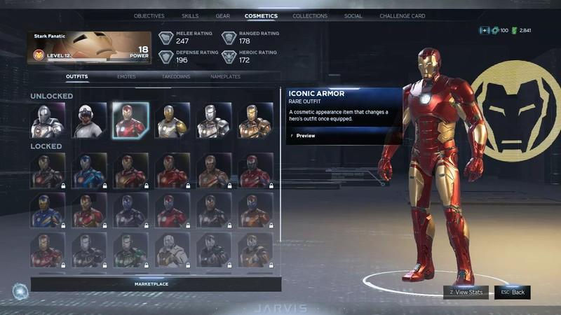 Пять особенностей Marvel's Avengers, которые требуют апгрейда