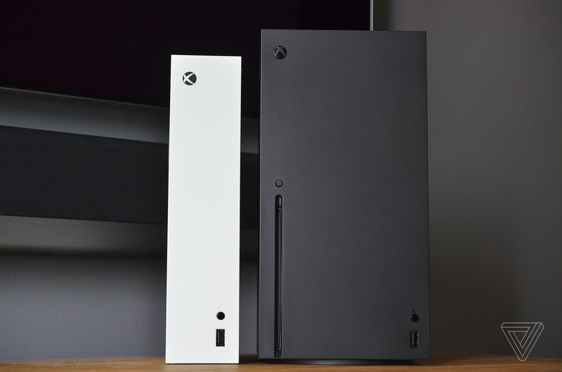 Круглое основание Xbox Series X нельзя открутить