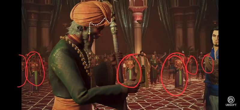Игроки назвали ремейк Prince of Persia: The Sands of Time халтурой