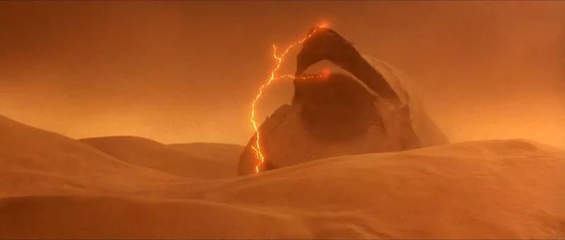"""Что за гигантский песчаный червь в первом трейлере """"Дюны"""""""