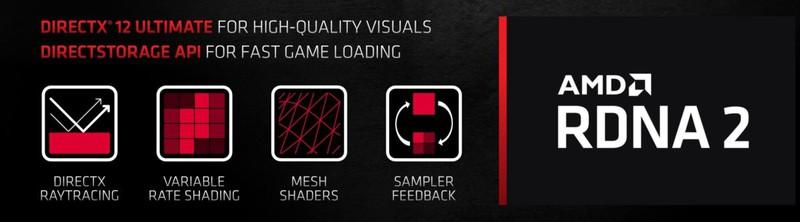 Стало известно, в каких играх будет поддержка трассировки лучей на AMD RX 6000