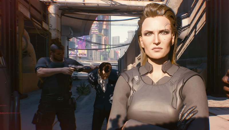 Руководство Cyberpunk 2077 — все романтические отношения