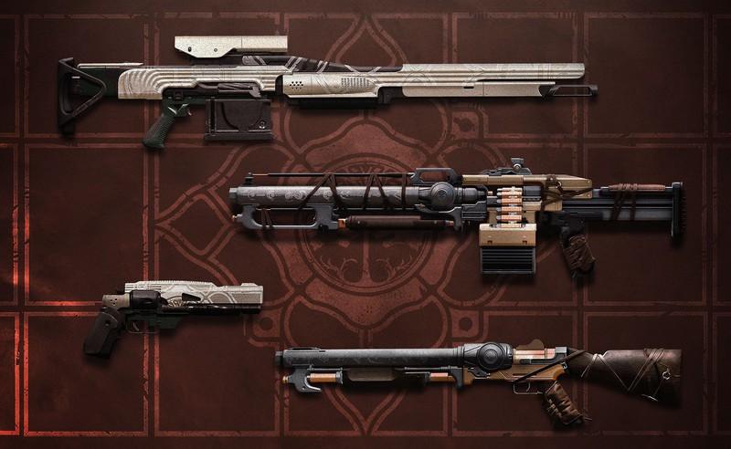 """Баланс и новое оружие в """"Железном знамени"""" — Bungie об изменениях 14 сезона Destiny 2"""