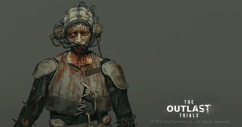 Немного деталей и новые арты сурвайвала The Outlast Trials