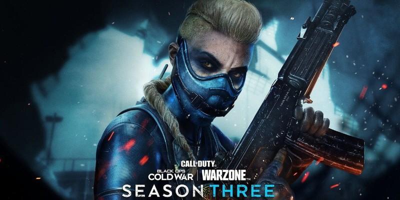 В сеть слили постер третьего сезона Call of Duty: Black Ops Cold War и Warzone с новым оперативником