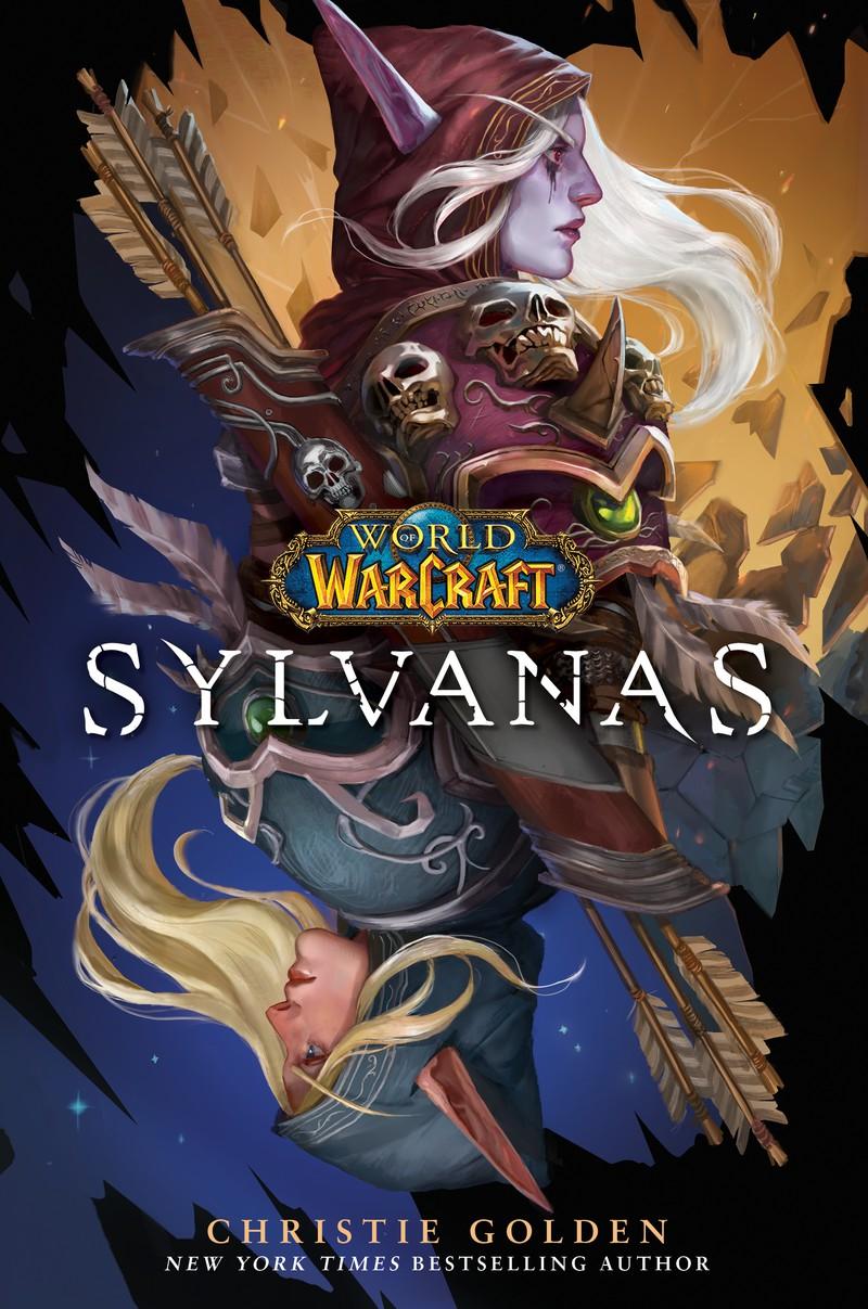 Следующий роман по WoW будет посвящен Сильване