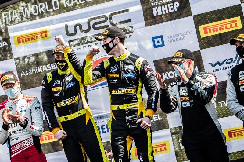 Раллийная команда DiRT Rally одержала победу в юниорском чемпионате WRC