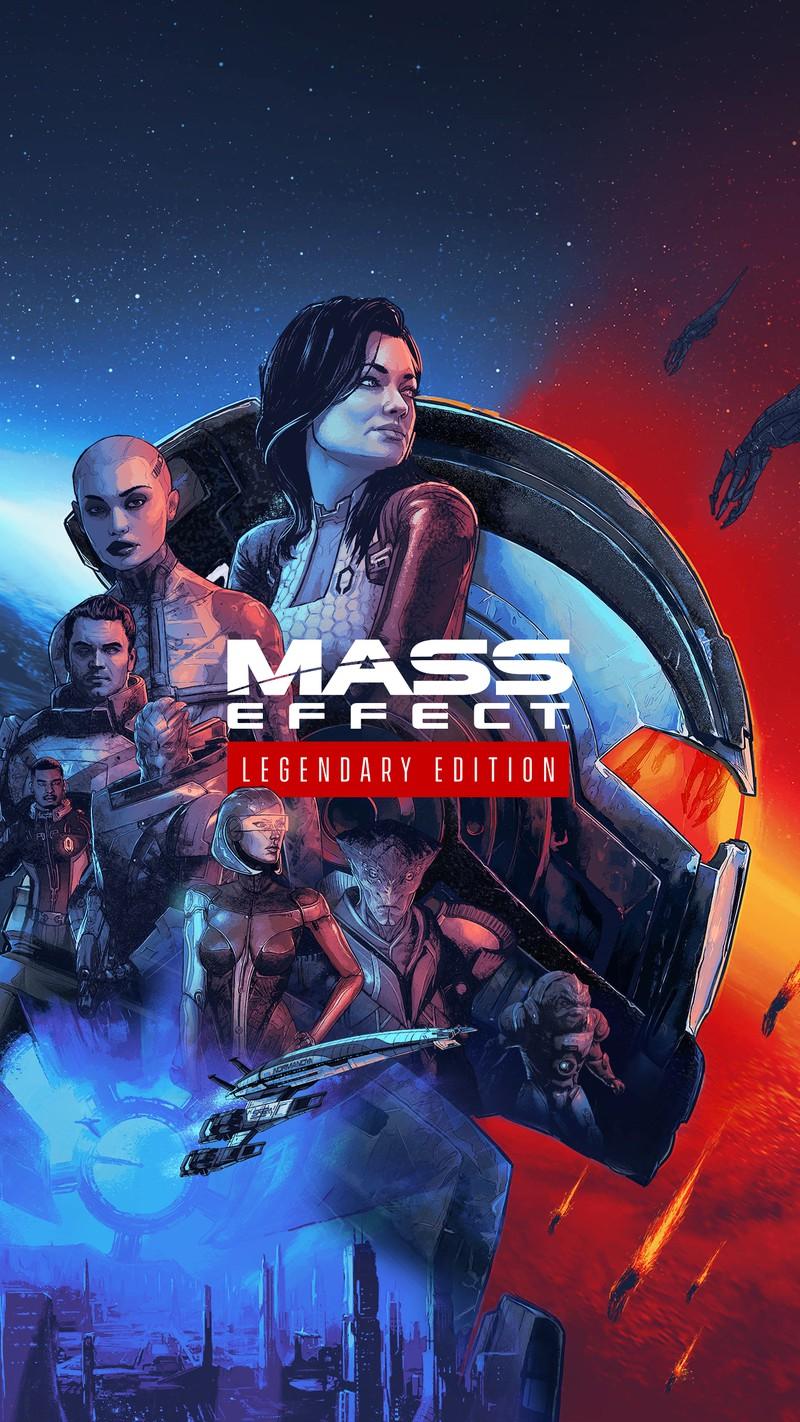 Создайте собственный арт Mass Effect Legendary Edition при помощи этого сайта