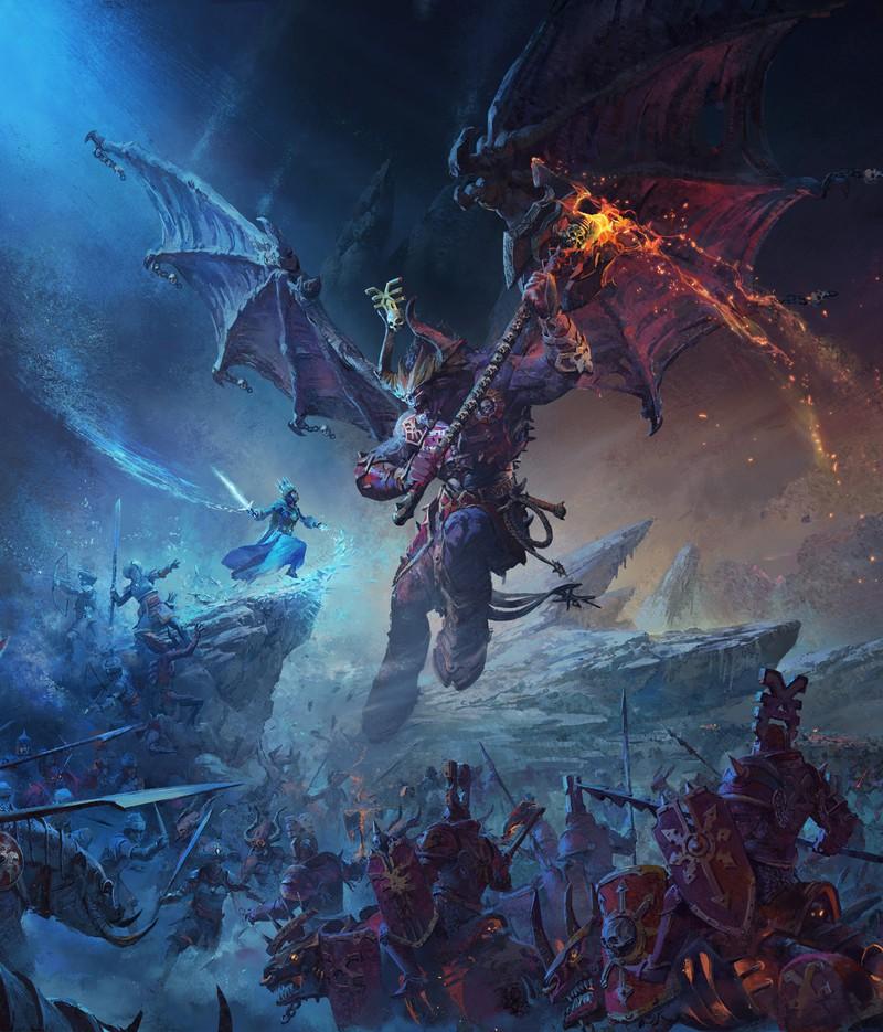 Копи и строй  Впечатления от Survival Battles в Total War Warhammer 3