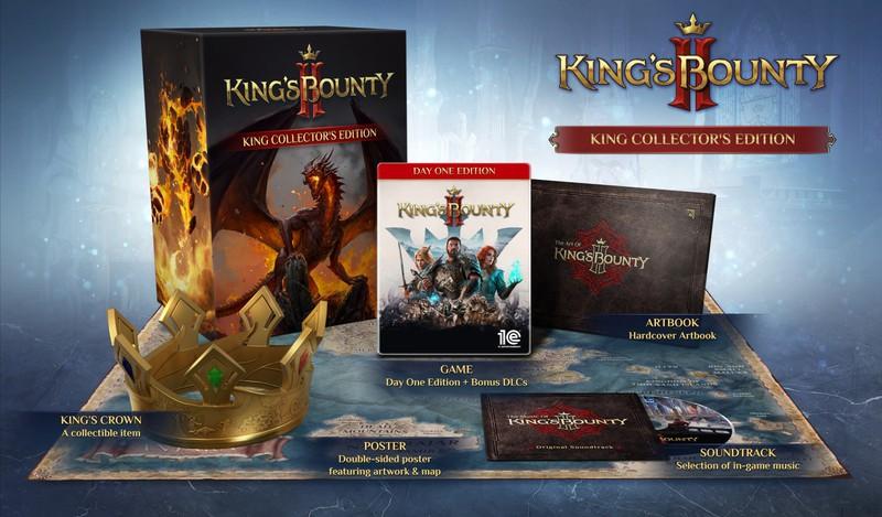 Открылись предзаказы на King's Bounty 2