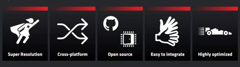 Первые тесты AMD FSR — качество впечатляет, но Nvidia DLSS все еще лучше