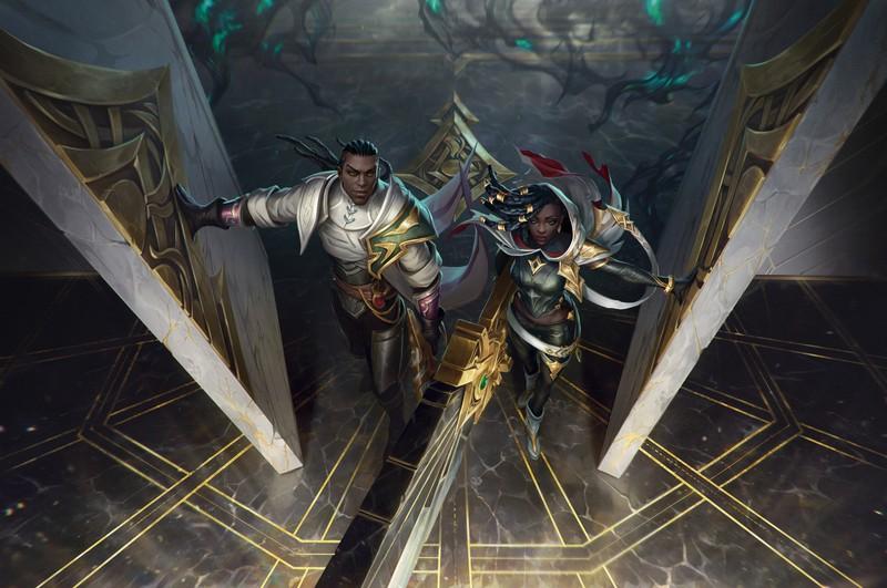 """Riot Games запустила в своих играх событие """"Стражи света"""" — смотрите синематик"""