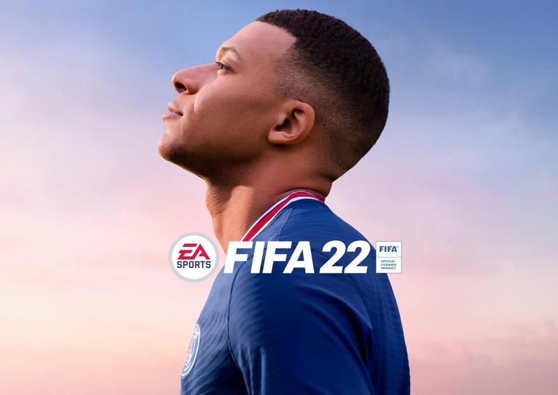 Представлен первый арт FIFA 22 с Килианом Мбаппе