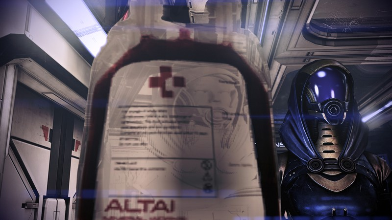 Игрок Mass Effect: Legendary Edition нашел необычный способ увидеть лицо Тали