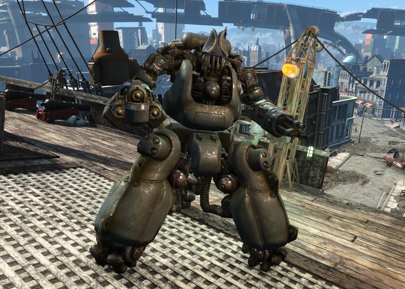 Поклонники Fallout 4 пытаются выяснить, кто должен быть Президентом США